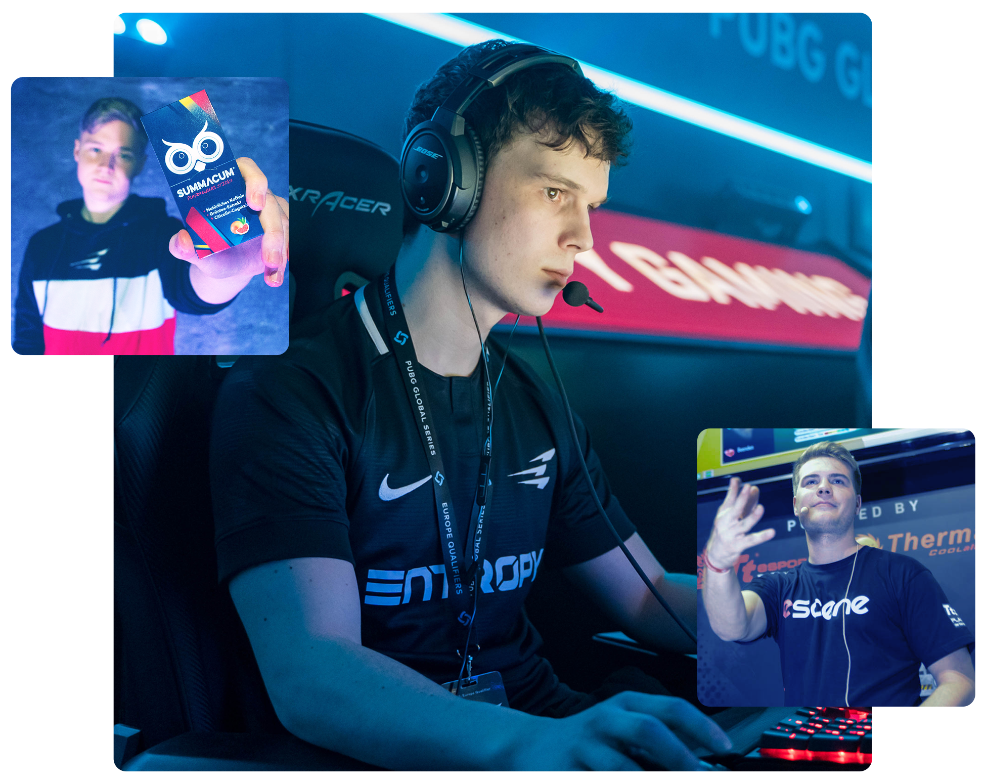 TARGET Esports Images